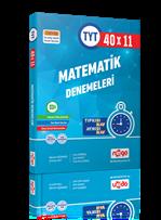 TYT 40×11 Matematik Denemeleri