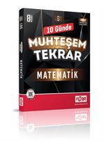 8. Sınıf Matematik Muhteşem Tekrar Kitabı