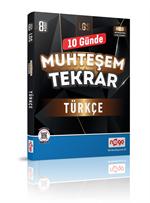 8. Sınıf Türkçe Muhteşem Tekrar Kitabı
