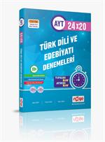 AYT 24×20 Türk Dili ve Edebiyatı Denemeleri
