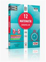 8. Sınıf Matematik Branş Denemeleri