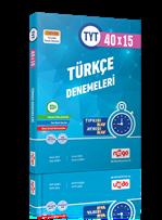TYT 40×15 Türkçe Denemeleri
