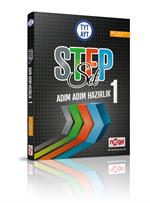 TYT-AYT Tüm Dersler Step Set Eşit Ağırlık 1. Sayı
